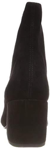 Femme Noir 20 Black Bottines Vagabond Olivia qFtycWXxE