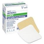 Kendall Copa Hydrophilic Foam Dressing 8 x 8 Inch - Box