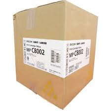 Genuine Brand Name OEM (842084) Ricoh Yellow Print Ctg for MP-C8002 (29K YLD) 841781 ()