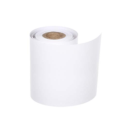 Grborn Thermal Cashier Register Paper Waterproof Paper 10 Rolls for POS Printer 3.151.18in/8030mm Customer Bills for Cashier Supermarket Mall