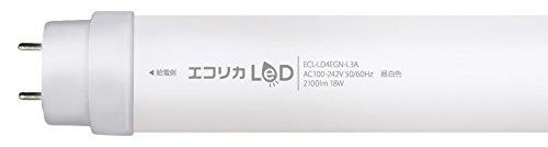 エコリカ 蛍光灯型LED ECL-LD4EGN-L3A(昼白色相当) ECL-LD4EGN-L3A B01EUSJ6R0
