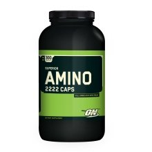 Optimum Nutrition Superior Amino 2222 Tablets