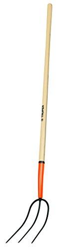 TRUPER BPJ-3 3-Tine Manure Fork 8'' (20cm) by Truper