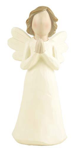(ENNAS Praying Angel Sculpture Figurine for Gifts Home Decoration)