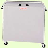 Chattanooga Hydrocollator M-4 Mobile Heating Unit-M-4-Includes (8) Ovesize HotPacs & (8) Cervical HotPacs