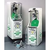 LIFE OxygenPac Emergency Oxygen in Wall Case