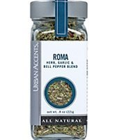 Urban Accents Roma Seasoning- Herbs, Garlic & Bell Pepper Blend