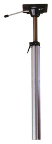 Springfield Marine 1300902 Plug-in Power-Rise Air Ride Pedestal - 22-1/4'' - 28-3/4'' by Springfield Marine