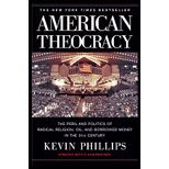 Read Online American Theocracy - The Peril & Politics of Radical Religion, Oil, & Borrowed Money in the 21st Century (06) by Phillips, Kevin [Paperback (2007)] PDF