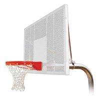 最初チームRuffneck強度steel-aluminum in ground固定高さバスケットボールsystem44 ;砂漠ゴールド B01HC0C9MC