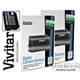 Image of the product 2 Pcs Hi Capacity EN EL15 that is listed on the catalogue brand of - Vivitar.
