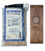 Genuine Kirby Heritage II (2) Micron Magic Bags (9 Bags) Heritage 2