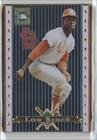 (Lou Brock (Baseball Card) 1993 Metallic Impressions Cooperstown Collection - Collector's Tin [Base] #5)