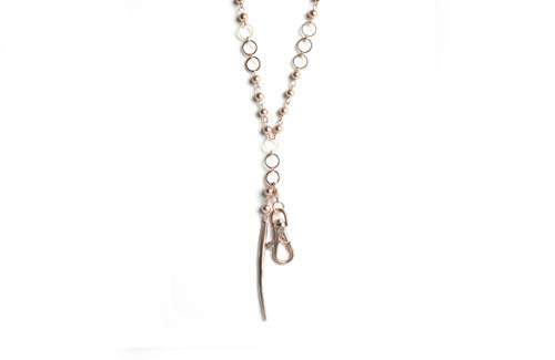 Nickel Matt Adjustable (Jill Spear Pendant