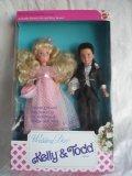 Wedding Day Kelly & Todd Gift Set Barbie Dolls 1991 Mattel (Barbie Gift Basket)