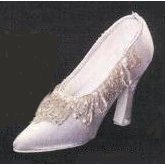 Fete Miniature Shoe - Fete Miniature Shoe - Flapper Fantasy