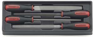 KD Tools KDT82820 4 Piece Standard File Set by KD Tools