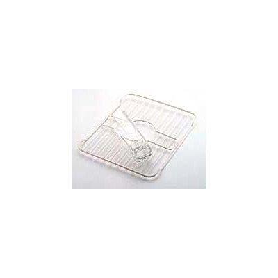 - Rubbermaid 6103ARWHT Twin Sink Rack Protector