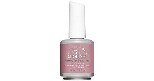 (IBD Just Gel Nail Polish, Naturally Beautiful, 0.5 Fluid)