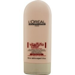 L'Oreal Professional Series Expert Vitamino Color Conditioner, 5-Ounce Bottle
