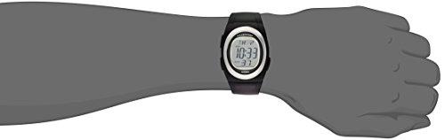 Casio Men's FE10-1A Classic Digital Black Resin Band Watch