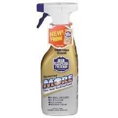 BKF11727 - Bar Keepers Friend More Spray Foam Cleaner, 25.4oz Spray Bottle