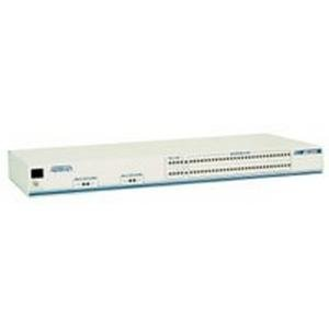 Adtran MX2800 M13 Multiplexer. MX2800 REDUDNDANT M13 MUX AC W/O MODEM W/ PATCH PANEL MUX. 1 x T1/E1 , 1 x T3 - 44.736Mbps T3 , 1.544Mbps T1 , 2.048Mbps E1