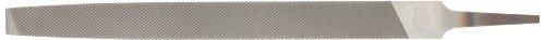 Nicholson Flat Hand File (Boxed), American Pattern, Double Cut, Rectangular, Medium, 10
