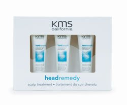 KMS Head Remedy Scalp Treatment 6x14ml/0.5oz