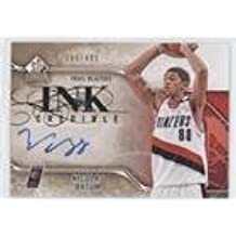 Nicolas Batum #66/499 (Basketball Card) 2009-10 SP Signature Edition - Inkcredible - [Autographed] #I-NB