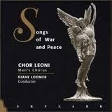 Songs of War & Peace by Skylark Records (Can) (Image #1)