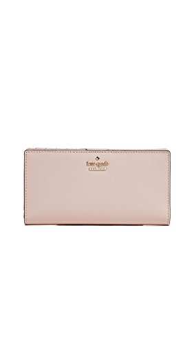 Snap Spade - Kate Spade New York Women's Cameron Street Stacy Snap Wallet, Warm Vellum, One Size