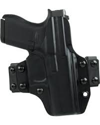 Blade-Tech industries Total Eclipse 6-in-1 Fits S&W M&P 9/40/45 Ambidextrous Holster, Black - Blade Tech Belt Holster