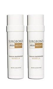 Surgeon's Skin Secret 2.5 oz oz Twist-up Sticks 2-Pack (Vanilla Twist)