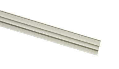Screen Tight WCAP18 1-1/2-Inch by 8-Feet Porch Screening System, White Cap -