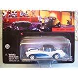 Johnny Lightning American Graffiti 1957 Chevy Corvette - Johnny Lightning American Graffiti