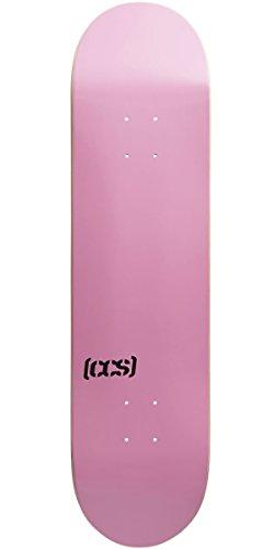 CCS Logo Blank Skateboard Deck Pink 8.25