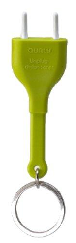 QUALY Unplug - Llavero, diseño de Enchufe