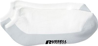 Russell Athletic - No Show Performance Sock - 6 Pack