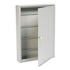 Buddy Products 200 Key Cabinet, Steel, 3 x 22 x 16 Inches, Gray (1200-6) by Buddy Products