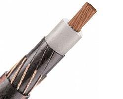 25FT MEDIUM VOLTAGE CABLE 15kv URD TR-XLP Insulation - 133% Insulation Level Full Neutral Aluminum Conductor