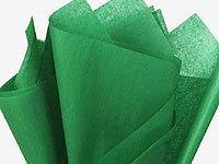 FESTIVE Christmas Green Gift Tissue Paper 20