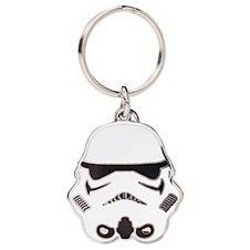 Star Wars Enamel Keychains Stormtrooper Amazoncouk Office Products