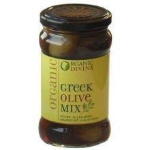 Divina Greek Olive Mix Bulk, 5-pounds ()