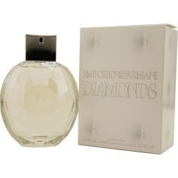 EMPORIO ARMANI DIAMONDS EAU DE PARFUM SPRAY 3.4 OZ WOMEN
