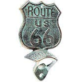 - dist by classyjacs - (The Original - Primitive Heavy Cast Iron - Vintage Route 66
