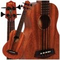 Kala KA-UBASS-FS Solid Mahogany U-BASS - Fretted for sale  Delivered anywhere in USA