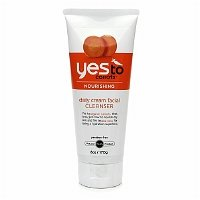 Yes to Carrots Nourishing Daily Cream Facial Cleanser, 6 oz