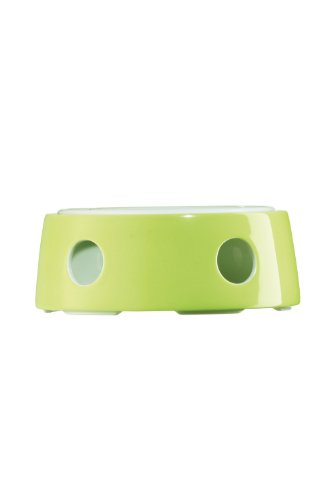 (Arzberg 5.2-in. TRIC Warmer with Tealight, Green)
