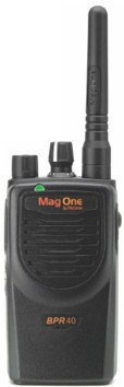 BPR40 VHF Mag One AAH84KDJ8AA1AN Orginal Motorola 150-174 MHz 16 Channel with Li-Ion Battery, 1-5 Watts by Motorola